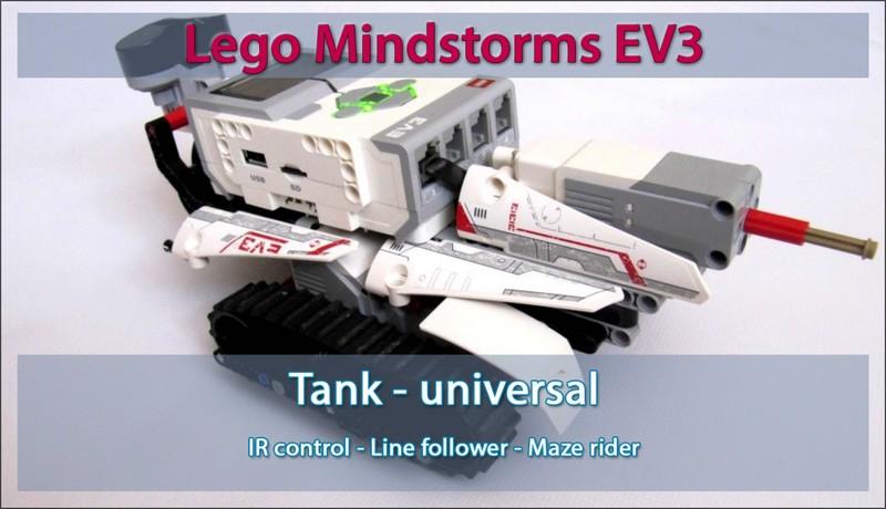 Multifunkční Tank
